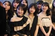 Funaki Musubu,   Hashisako Rin,   Ise Reira,   Kamikokuryou Moe,   Kasahara Momona,   Murota Mizuki,   Oota Haruka,