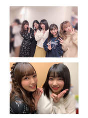 Fukumura Mizuki,   Ichioka Reina,   Ikuta Erina,   Shimakura Rika,   Wada Sakurako,