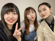 Oota Haruka,   Sasaki Rikako,   Takeuchi Akari,