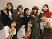 Funaki Musubu,   Hashimoto Momoko,   Ise Reira,   Kasahara Momona,   Kawamura Ayano,   Kishimoto Yumeno,   Oota Haruka,   Takeuchi Akari,