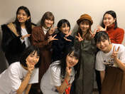 Funaki Musubu,   Hashisako Rin,   Ise Reira,   Kasahara Momona,   Kawamura Ayano,   Kishimoto Yumeno,   Oota Haruka,   Takeuchi Akari,