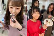 Hashisako Rin,   Murota Mizuki,   Nakanishi Kana,   Sasaki Rikako,