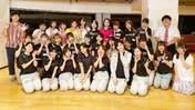 Akiyama Mao,   Hamaura Ayano,   Hirai Miyo,   Inaba Manaka,   Ishida Ayumi,   Kaga Kaede,   Sasaki Rikako,
