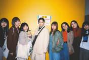 Hashisako Rin,   Ise Reira,   Kasahara Momona,   Kawamura Ayano,   Murota Mizuki,   Oota Haruka,   Sasaki Rikako,   Takeuchi Akari,