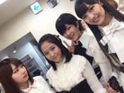 Iikubo Haruna,   Ishida Ayumi,   Nakanishi Kana,   Oda Sakura,   Sasaki Rikako,