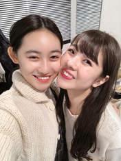 Nakanishi Kana,   Sasaki Rikako,