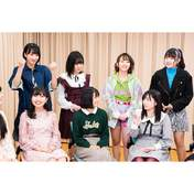 Kiyono Momohime,   Nishida Shiori,   Okamura Minami,   Satoyoshi Utano,   Shimakura Rika,   Takase Kurumi,   Yamazaki Yuhane,
