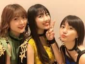 Arai Manami,   Morozuka Kanami,   Saho Akari,