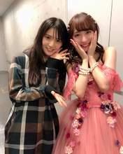 Michishige Sayumi,   Yamaki Risa,