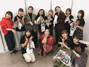 ANGERME,   Funaki Musubu,   Hashisako Rin,   Ise Reira,   Kamikokuryou Moe,   Kasahara Momona,   Kawamura Ayano,   Murota Mizuki,   Oota Haruka,   Sasaki Rikako,   Suzuki Airi,   Takeuchi Akari,