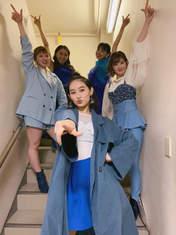 Kamikokuryou Moe,   Kawamura Ayano,   Murota Mizuki,   Sasaki Rikako,   Takeuchi Akari,
