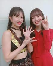 Iikubo Haruna,   Inoue Rei,