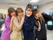 Fukumura Mizuki,   Ikuta Erina,   Makino Maria,   Takahashi Ai,