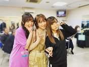 Fukumura Mizuki,   Ikuta Erina,   Takahashi Ai,