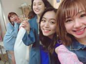Ishida Ayumi,   Murota Mizuki,   Sasaki Rikako,   Takeuchi Akari,
