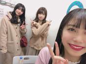 Hamaura Ayano,   Hirose Ayaka,   Inoue Rei,