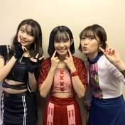 Kudo Haruka,   Makino Maria,   Yamazaki Yuhane,