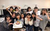 ANGERME,   Funaki Musubu,   Ise Reira,   Kamikokuryou Moe,   Kasahara Momona,   Katsuta Rina,   Kawamura Ayano,   Murota Mizuki,   Oota Haruka,   Sasaki Rikako,   Takeuchi Akari,   Wada Ayaka,