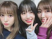 Fukumura Mizuki,   Ikuta Erina,   Ise Reira,