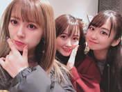 Ikuta Erina,   Morito Chisaki,   Nonaka Miki,