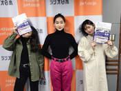 Kawamura Ayano,   Murota Mizuki,   Sasaki Rikako,