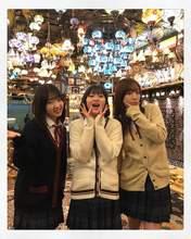Fukumura Mizuki,   Miyamoto Karin,   Yamagishi Riko,