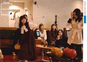 Kamikokuryou Moe,   Kasahara Momona,   Kawamura Ayano,   Nakanishi Kana,   Sasaki Rikako,   Takeuchi Akari,