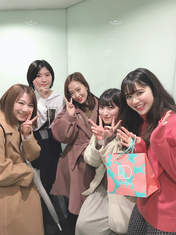 Haga Akane,   Ishida Ayumi,   Kaga Kaede,   Oda Sakura,