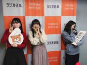 Kasahara Momona,   Murota Mizuki,   Oota Haruka,