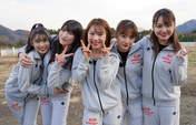 Haga Akane,   Ishida Ayumi,   Makino Maria,   Nonaka Miki,   Yokoyama Reina,
