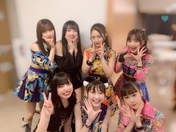 Inaba Manaka,   Ise Reira,   Kudo Yume,   Oota Haruka,   Sato Masaki,   Tanimoto Ami,   Yamazaki Mei,