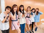 Fukumura Mizuki,   Hamaura Ayano,   Miyamoto Karin,   Oda Sakura,   Takagi Sayuki,   Takeuchi Akari,