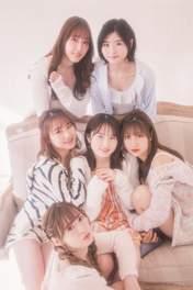 Fukumura Mizuki,   Ikuta Erina,   Ishida Ayumi,   Kaga Kaede,   Morito Chisaki,   Sato Masaki,
