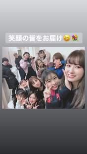 Fukumura Mizuki,   Ikuta Erina,   Ishida Ayumi,   Kaga Kaede,   Makino Maria,   Nonaka Miki,   Oda Sakura,   Yamazaki Mei,   Yokoyama Reina,