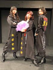 Hamaura Ayano,   Inaba Manaka,   Sasaki Rikako,