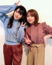 Ishida Ayumi,   Michishige Sayumi,