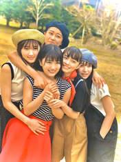 Funaki Musubu,   Kamikokuryou Moe,   Kasahara Momona,   Kawamura Ayano,   Wada Ayaka,