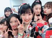 Akiyama Mao,   Niinuma Kisora,   Ono Mizuho,   Onoda Saori,   Tanimoto Ami,   Yamagishi Riko,