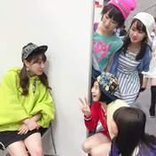 Haga Akane,   Ishida Ayumi,   Kaga Kaede,   Kudo Haruka,   Yokoyama Reina,