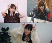 Haga Akane,   Makino Maria,   Sato Masaki,