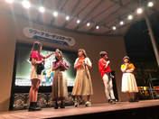 Fukumura Mizuki,   Haga Akane,   Kaga Kaede,   Oda Sakura,   Yokoyama Reina,