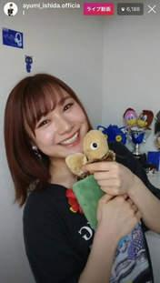blog,   Ishida Ayumi,