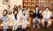 Akiyama Mao,   Hamaura Ayano,   Inaba Manaka,   Ishida Ayumi,   Kaga Kaede,   Sasaki Rikako,