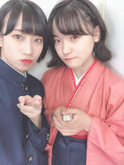Kiyono Momohime,   Maeda Kokoro,