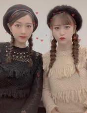 Niinuma Kisora,   Tanimoto Ami,