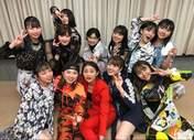 ANGERME,   Funaki Musubu,   Ise Reira,   Kamikokuryou Moe,   Kasahara Momona,   Katsuta Rina,   Kawamura Ayano,   Murota Mizuki,   Nakanishi Kana,   Sasaki Rikako,   Takeuchi Akari,   Wada Ayaka,