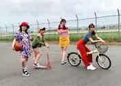 Fukumura Mizuki,   Ishida Ayumi,   Makino Maria,   Morito Chisaki,