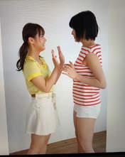 Kaga Kaede,   Yokoyama Reina,