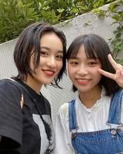 Hashisako Rin,   Sasaki Rikako,