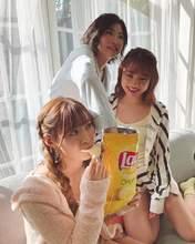 Ikuta Erina,   Ishida Ayumi,   Kaga Kaede,